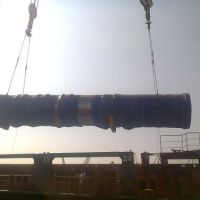1 / 5 Project ex Mumbai to Antwerp - 1 Machine - 2378x440x440cm – 50'000 kgs